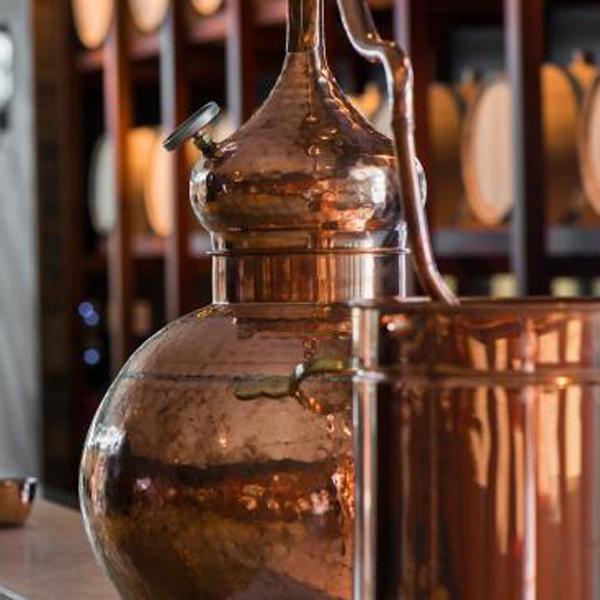 distilling