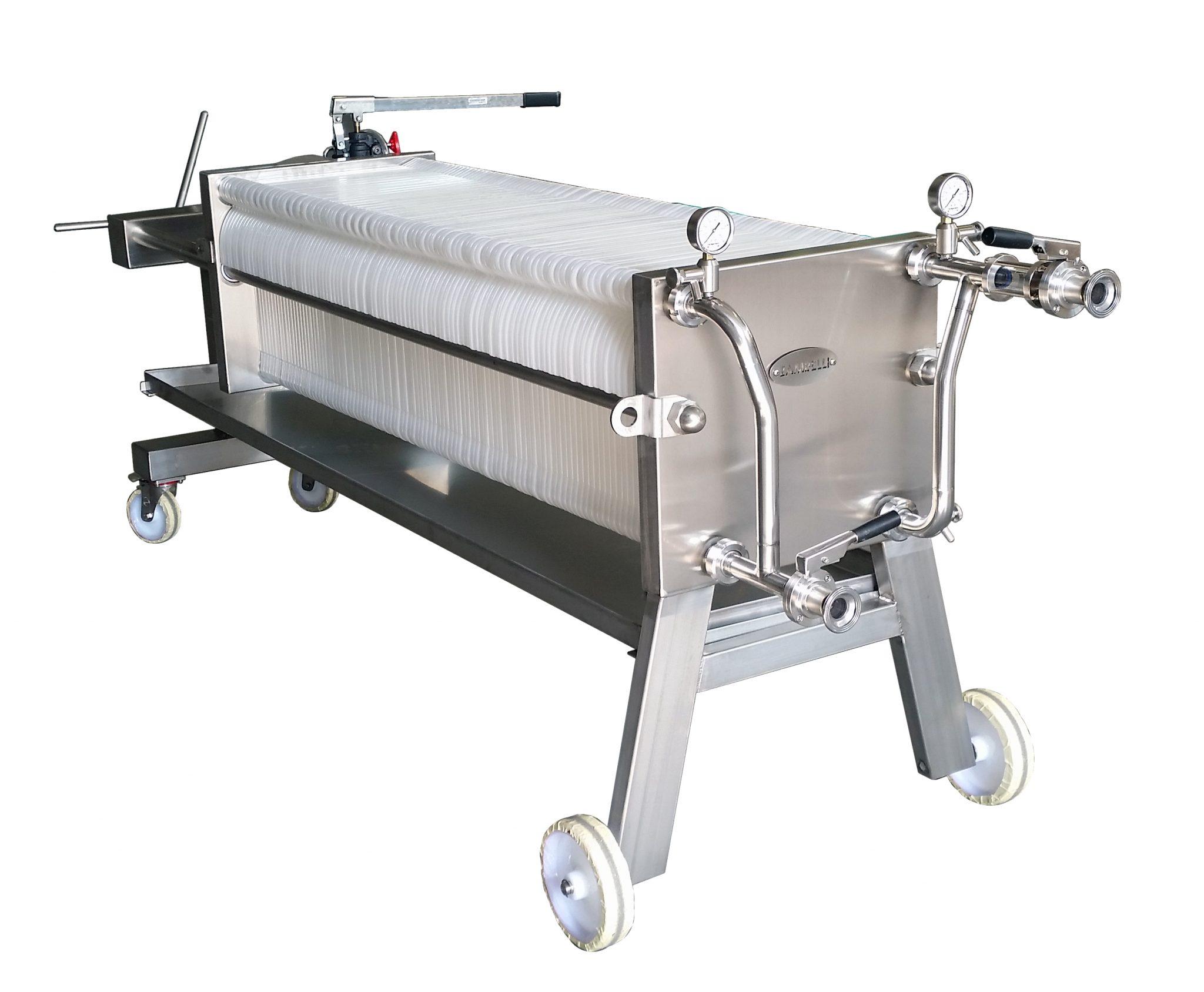 Sheet Filter Wine Machinery Group