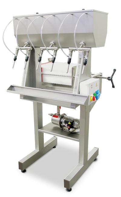 Bottle Filler Wine Machinery Group