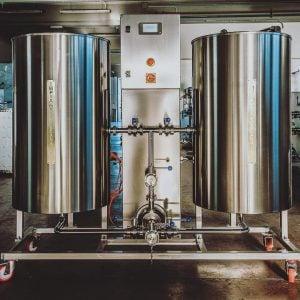 Toscana Inox Beer Plant